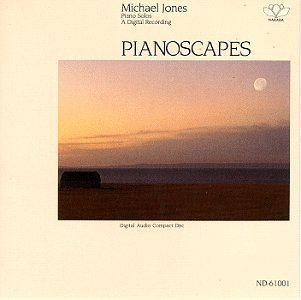Jones Michael Pianoscapes