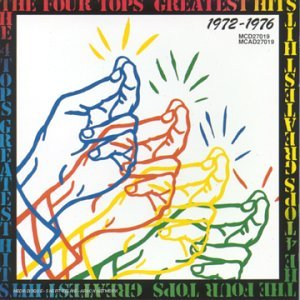 Four Tops Greatest Hits 1972 1976