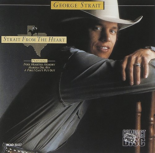 George Strait Strait From The Heart