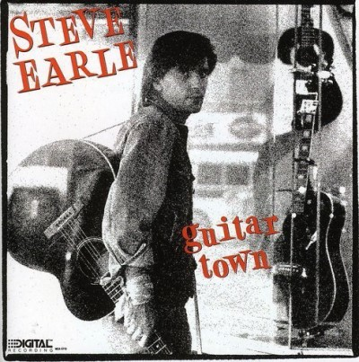 Earle Steve Guitar Town