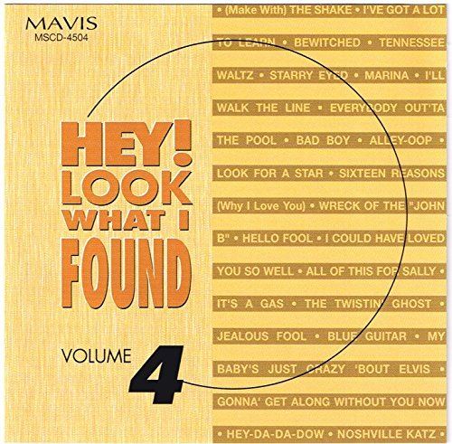 Hey! Look What I Found Vol. 4 Hey! Look What I Found Hey! Look What I Found