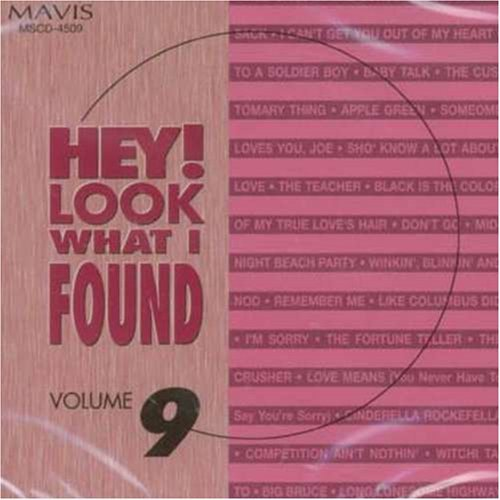Hey! Look What I Found Vol. 9 Hey! Look What I Found Hey! Look What I Found
