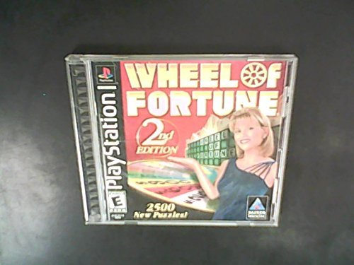 Psx Wheel Of Fortune 2 E