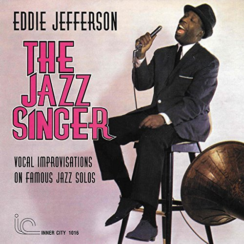 Eddie Jefferson Jazz Singer Vocal Improvisati