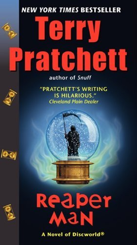 Terry Pratchett Reaper Man A Novel Of Discworld