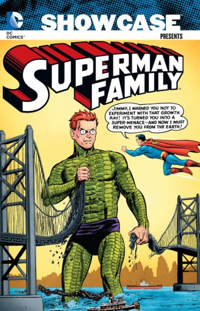 Jerry Siegel Superman Family Volume 4