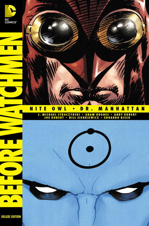 J. Michael Straczynski Before Watchmen Nite Owl Dr. Manhattan