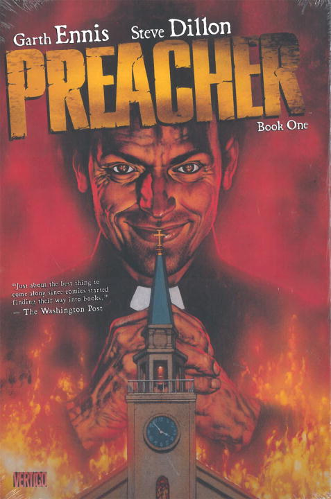 Garth Ennis Preacher Book One