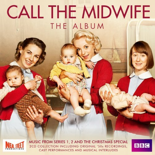Call The Midwife The Album Call The Midwife The Album Import Gbr 2 CD