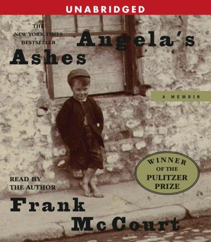 Frank Mccourt Angela's Ashes A Memoir