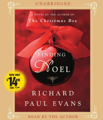 Richard Paul Evans Finding Noel