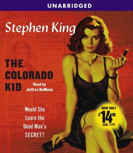 Stephen King Colorado Kid The