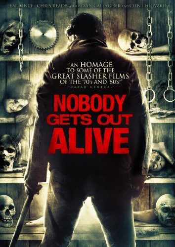 Nobody Gets Out Alive Howard Gallagher Dance Ws Nr