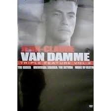 Jean Claude Triple Feature Van Damme Vol. 2 Order Universal Soldier The Return Wake Of