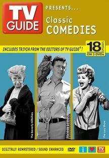 Tv Guide Classics 3 Pack Classic Comedies