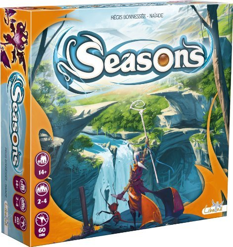 Board Game Seasons