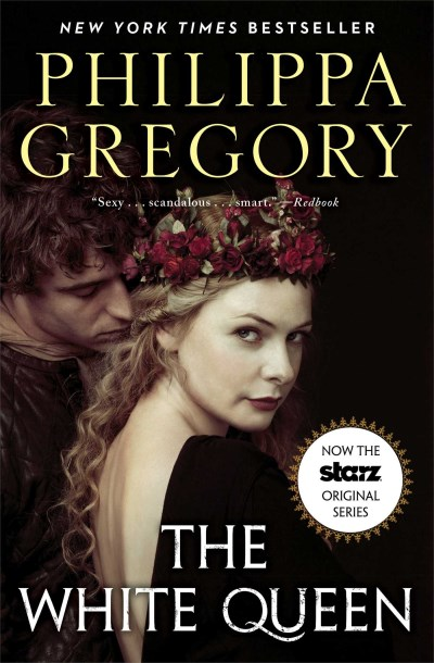 Philippa Gregory The White Queen Media Tie In