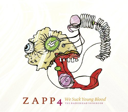 Zapp 4 We Suck Young Blood The Radio