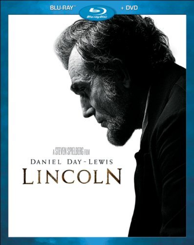 Lincoln (2012) Day Lewis Field Jones Blu Ray DVD Pg13
