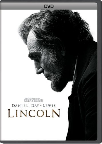 Lincoln (2012) Day Lewis Field Jones DVD Pg13 Ws
