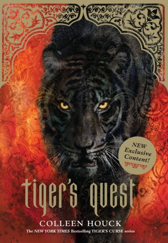 Colleen Houck Tiger's Quest