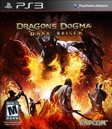 Ps3 Dragons Dogma Dark Arisen
