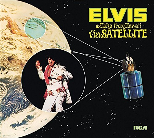 Elvis Presley Aloha From Hawaii Via Satellit Softpack 2 CD