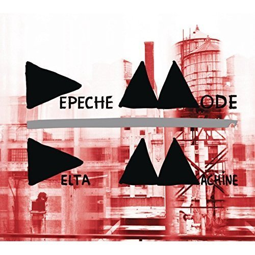 Depeche Mode Delta Machine Softpack