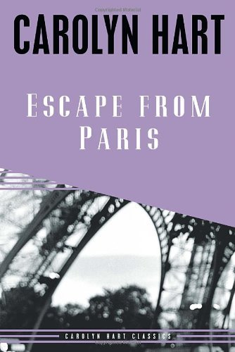 Carolyn Hart Escape From Paris Revised