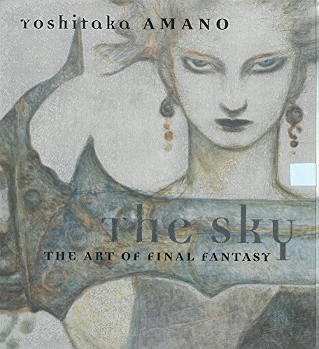 Yoshitaka Amano The Sky The Art Of Final Fantasy
