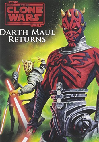 Star Wars Clone Wars Darth Maul Returns