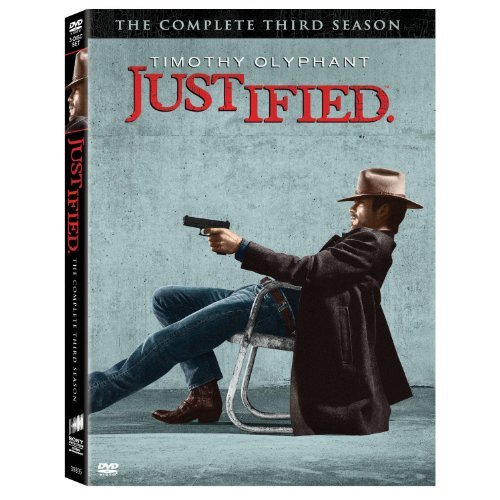 Justified The Complete Third Season Limited Editi With Bonus Disc