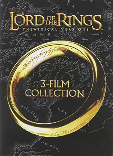 Lord Of The Rings Trilogy Theatrical Cut