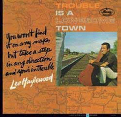 Lee Hazlewood Trouble Is A Lonesome Town 180gm Vinyl 2 Lp