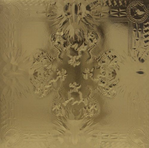 Kanye & Jay Z West Watch The Throne Explicit Version 2 Lp Incl. Poster