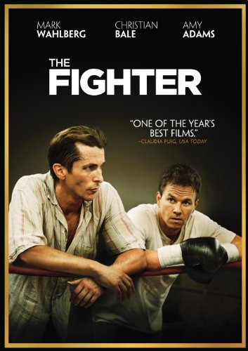 Fighter Wahlberg Bale Adams DVD R Ws
