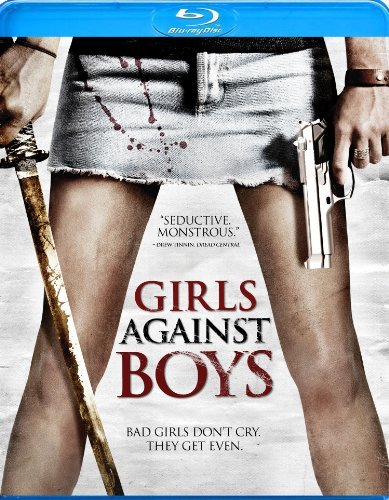 Girls Against Boys Panabaker Laliberte Aiken Blu Ray Ws R