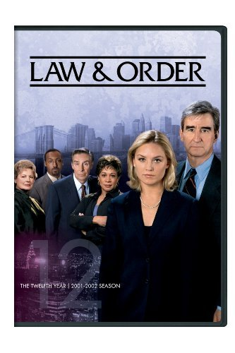 Law & Order Season 12 Aws Nr 5 DVD