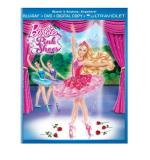 Barbie Barbie In The Pink Shoes Blu Ray DVD Dc Nr