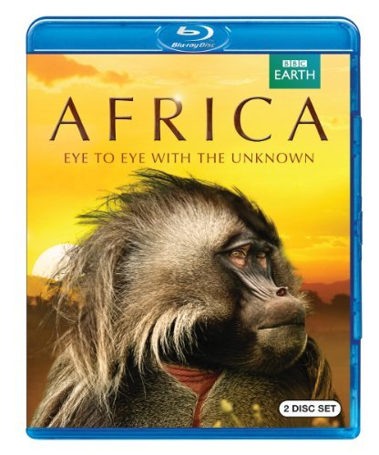 Africa Eye To Eye With The Unknown Blu Ray Ws Nr