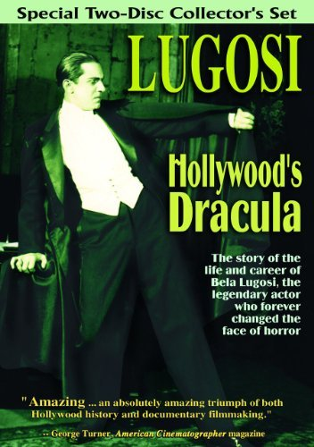 Lugosi Hollywood's Dracula Lugosi Bela Made On Demand Nr 2 DVD