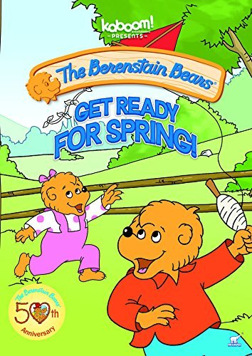 Get Ready For Spring Berenstain Bears G