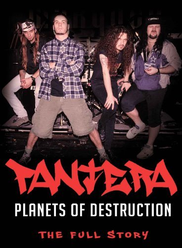 Pantera Planets Of Destruction Nr