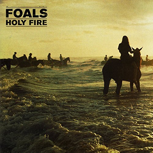 Foals Holy Fire Incl. Download Card