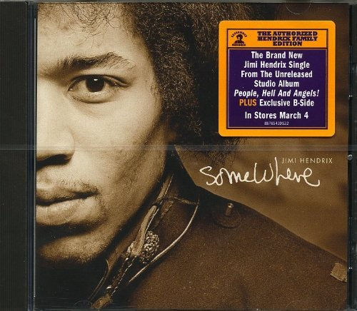 Jimi Hendrix Somewhere Import Eu