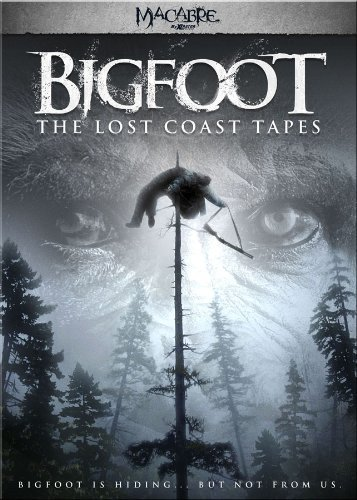 Bigfoot The Lost Coast Tapes Rausch Mcdonald DVD Nr