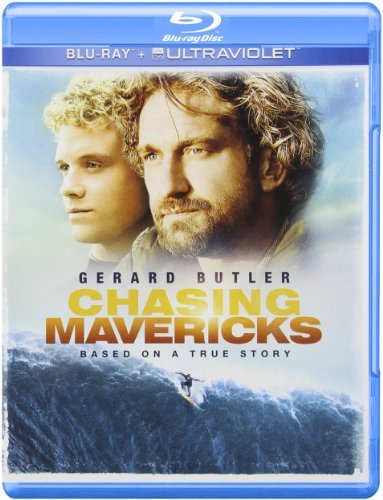 Chasing Mavericks Butler Shue Blu Ray Ws Pg Incl. Uv