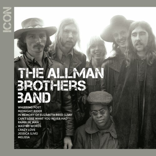 Allman Brothers Band Icon