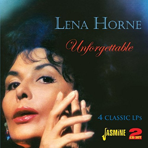 Lena Horne Unforgettable Four Classic Al Import Gbr 2 CD