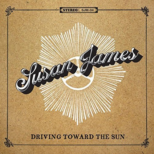 Susan James Driving Toward The Sun Recyclable Chipboard Packaging Incl. Booklet
